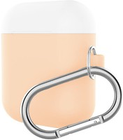 Фото ArmorStandart Hang Case for Apple AirPods Pink/White (ARM53766)