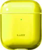 Фото Laut Crystal-X for Apple AirPods Acid Yellow (L_AP_CX_Y)