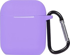 Фото Toto AirPods 2nd Generation Silicone Case Violet Purple
