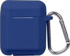 Фото Toto AirPods Plain Ling Angle Case Blue