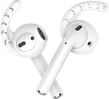 Фото Ahastyle Silicone Ear Hooks for Apple Airpods Night Glow (AHA-01140-NGL)