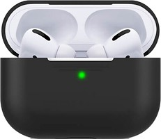 Фото Ahastyle Silicone Case for Apple AirPods Pro Black (AHA-0P300-BLK)