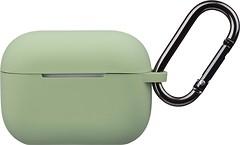 Фото 2E Pure Color Silicone Case 2.5 mm for Apple AirPods Pro Light Green (2E-PODSPR-IBPCS-2.5-LGR)