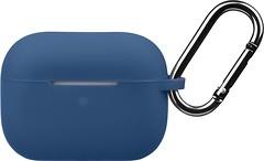 Фото 2E Pure Color Silicone Case 2.5 mm for Apple AirPods Pro Navy (2E-PODSPR-IBPCS-2.5-NV)
