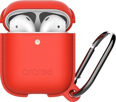 Фото Araree Pops for Apple AirPods 2 Case Red