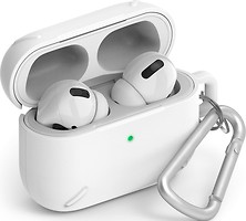 Фото Ringke PC Shockproof Case for Apple AirPods Pro White (RCA4688)
