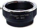 Фото Mitakon Zhongyi Mark II Canon EF to Micro 4/3 (MTKLTM2EFM43)