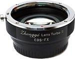 Фото Mitakon Zhongyi Mark II Canon EF to Fuji X (MTKLTM2EF2X)