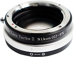 Фото Mitakon Zhongyi Mark II Nikon F to Fuji X (MTKLTM2AIG2X)