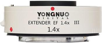 Фото YongNuo EF 1.4x III