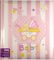 Фото EVG Baby car pink