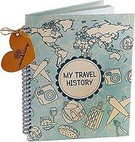 Фото Home History Travel History blue украинский