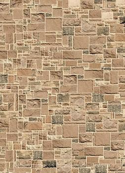 Фото Savage Floor Drops Mosaic Pavers 1.52x2.13 м (FD13257)