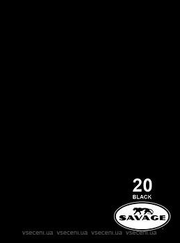 Фото Savage Widetone Black 1.35x11 м (20-1253)