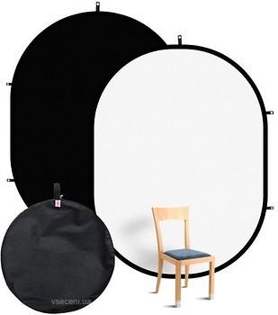 Фото Visico Chroma Key Black/White 1.5x2 м (BR-028)
