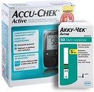 Фото Accu-Chek Active + 50 тест-полосок