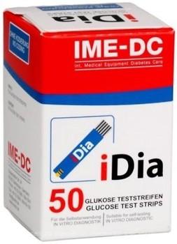 Фото IME-DC Тест-полоски IME-DC 50 шт