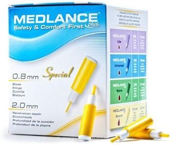 Фото Medlance Plus Special 25G 200 шт
