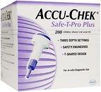 Фото Accu-Chek Safe-T-Pro Plus 23G 200 шт