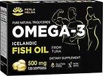 Фото Perla Helsa Omega 3 Icelandic Fish Oil 120 капсул