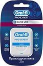 Фото Oral-B Зубная нить Pro-Expert Clinic Line Прохладная мята 25 м (5410076635078)