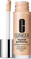 Фото Clinique Beyond Perfecting Foundation and Concealer 01 Linen