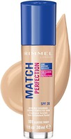 Фото Rimmel Match Perfection Foundation SPF20 №101 Classic Ivory