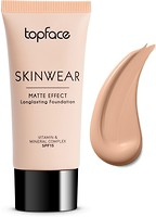 Фото TopFace Skinwear Matte Effect Foundation SPF15 PT468 №002