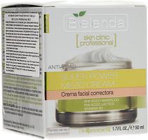 Фото Bielenda крем для лица Skin Clinic Professional Mezo Anti-Age Cream активный, корректирующий 50 мл
