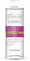 Фото Bielenda тоник Skin Clinic Professional Rejuvenating Mezo Tonic активный омолаживающий 200 мл