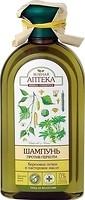 Фото Зеленая аптека Березовые почки и касторовое масло против перхоти 350 мл