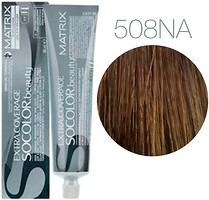 Фото Matrix Socolor.beauty 508NA светлый блондин натуральный пепельный