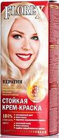 Фото Florex Super Кератин 12.0 ультра-блонд