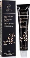 Фото Estima Professional hair colouring cream 8.33 светлый интенсивный золотистый блондин