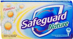 Фото Safeguard туалетное мыло Nature Ромашка 90 г