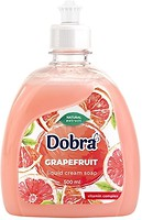 Фото Dobra жидкое крем-мыло Грейпфрут 500 мл