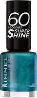Фото Rimmel 60 Seconds Super Shine №721 Siren