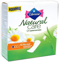 Фото Libresse Natural Care Pantyliners Normal 40 шт