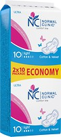 Фото Normal Clinic Cotton & Velvet Comfort Line Ultra Light Duo 20 шт