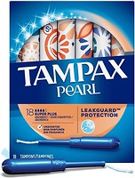 Фото Tampax Pearl Super Plus 18 шт