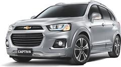 Chevrolet Captiva (2015) 2.4 6MT LT