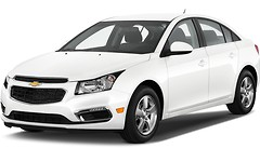 Chevrolet Cruze седан (2015) 1.6 5MT LS