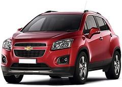 Chevrolet Tracker (2012) 1.4 6MT LT (G5NK57Q)
