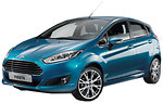Фото Ford Fiesta (2012) 5-дв 1.25 5MT Trend