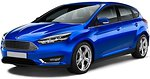 Фото Ford Focus (2014) хэтчбек 1.6 (125 л.с.) 6AT Comfort