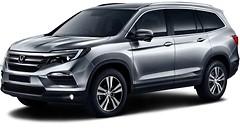 Honda Pilot (2015) 3.0 6AT Premium