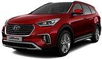 Фото Hyundai Grand Santa Fe Facelift (2016) 2.2 CRDi 4WD 6AT Impress