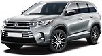 Фото Toyota Highlander (2016) 2.7 6AT Comfort