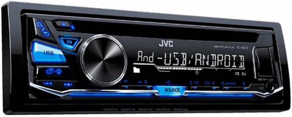 JVC KD-R462 Receiver Drivers (2019)