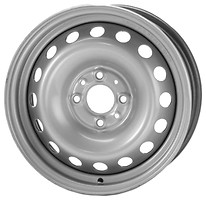 Фото Magnetto Wheels 14003 (5.5x14/4x98 ET35 d58.5) Silver